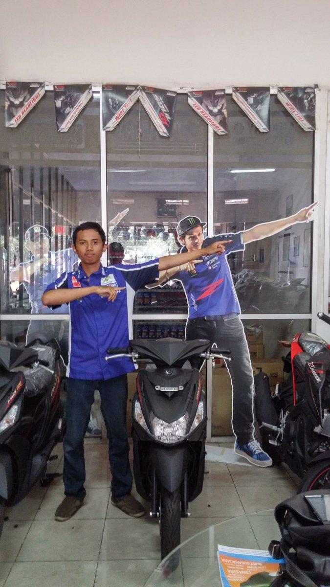 "@YamahaIndonesia ""aku bisa hemat bbm karna Mio Z!""Kurniawan Wijayanto #zagoanselfie #aristacicaheum #bandung"