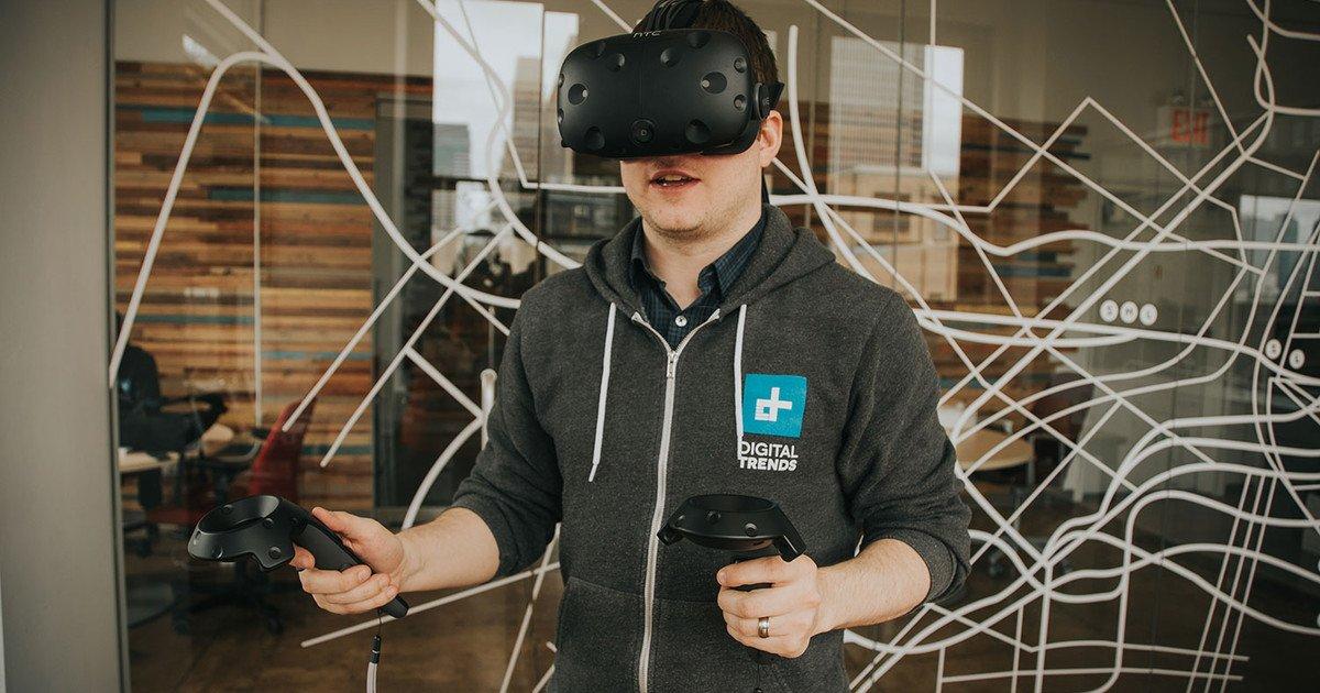 Got a killer VR idea? HTC is starting a $100 million accelerator for Vive