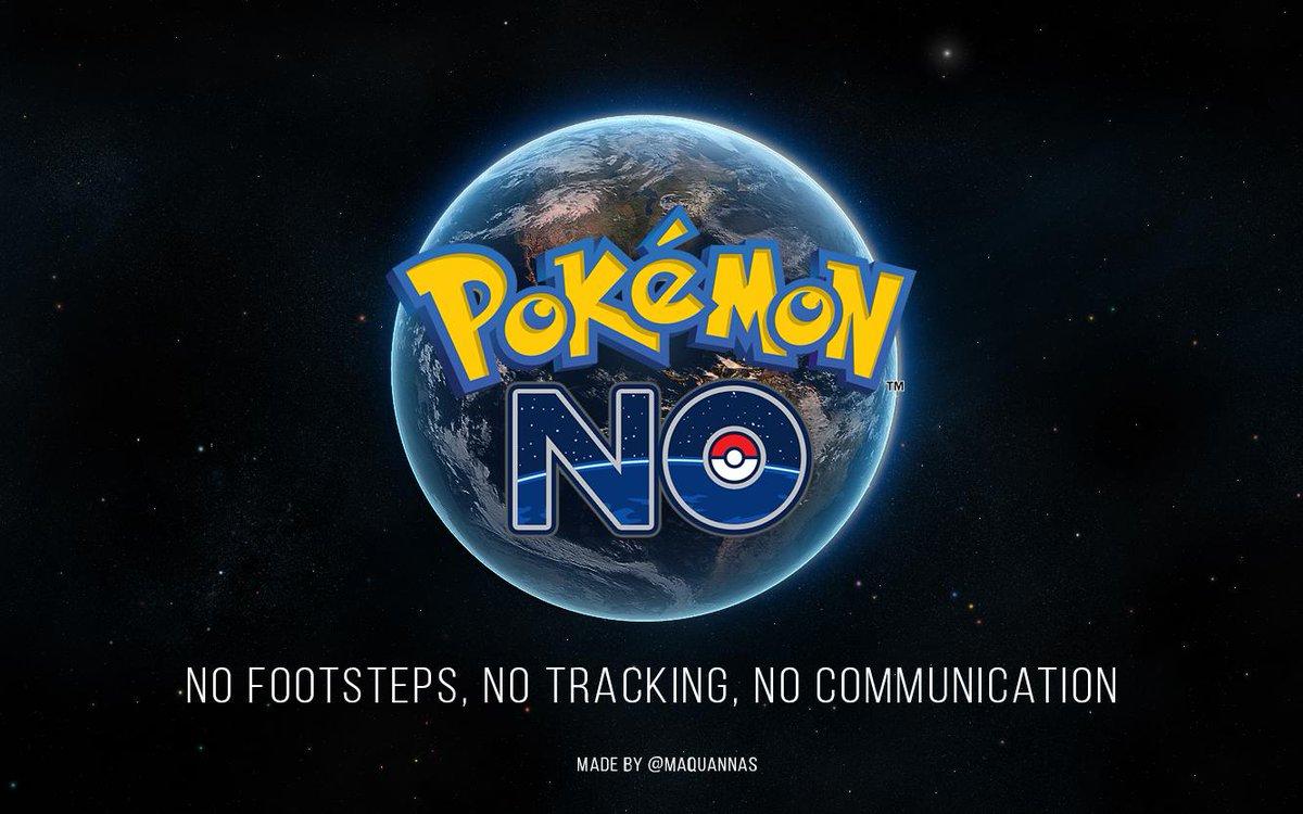 Hey guys, @NianticLabs changed the logo for #PokemonGO!