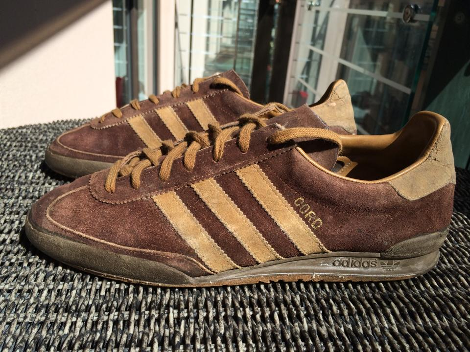 lowest price f7238 86aaf Cord 1979 adidas Cord vintagepic.twitter.comWAefvya8ZY