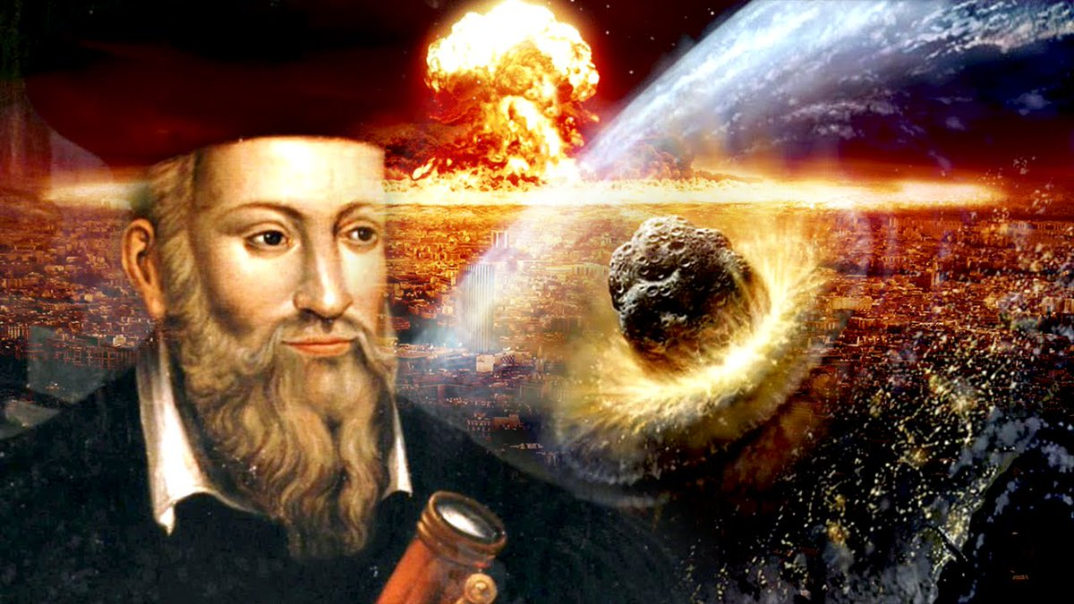 Cosa centra la Profezia di Nostradamus con il Terremoto in Piemonte sentito a Torino
