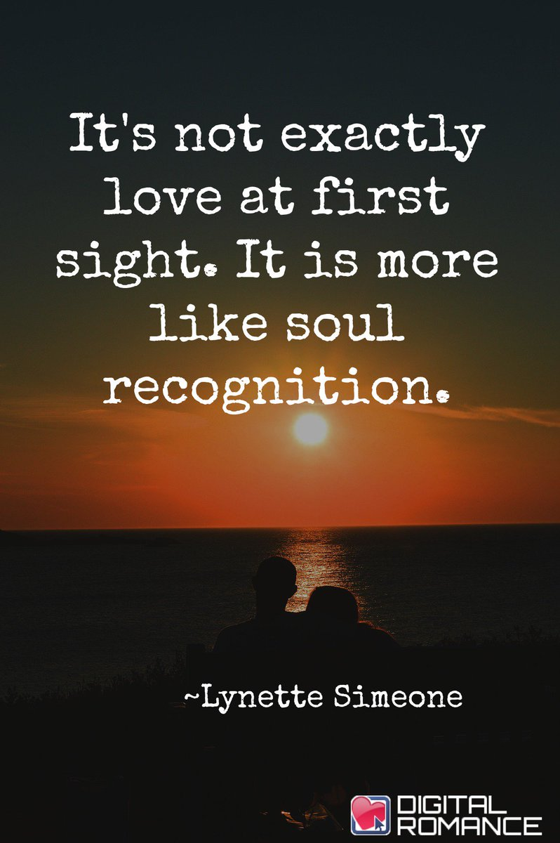 """Quotes About Love At First Site Digital Romance Inc On Twitter """"it's Not Exactly Love At First"""