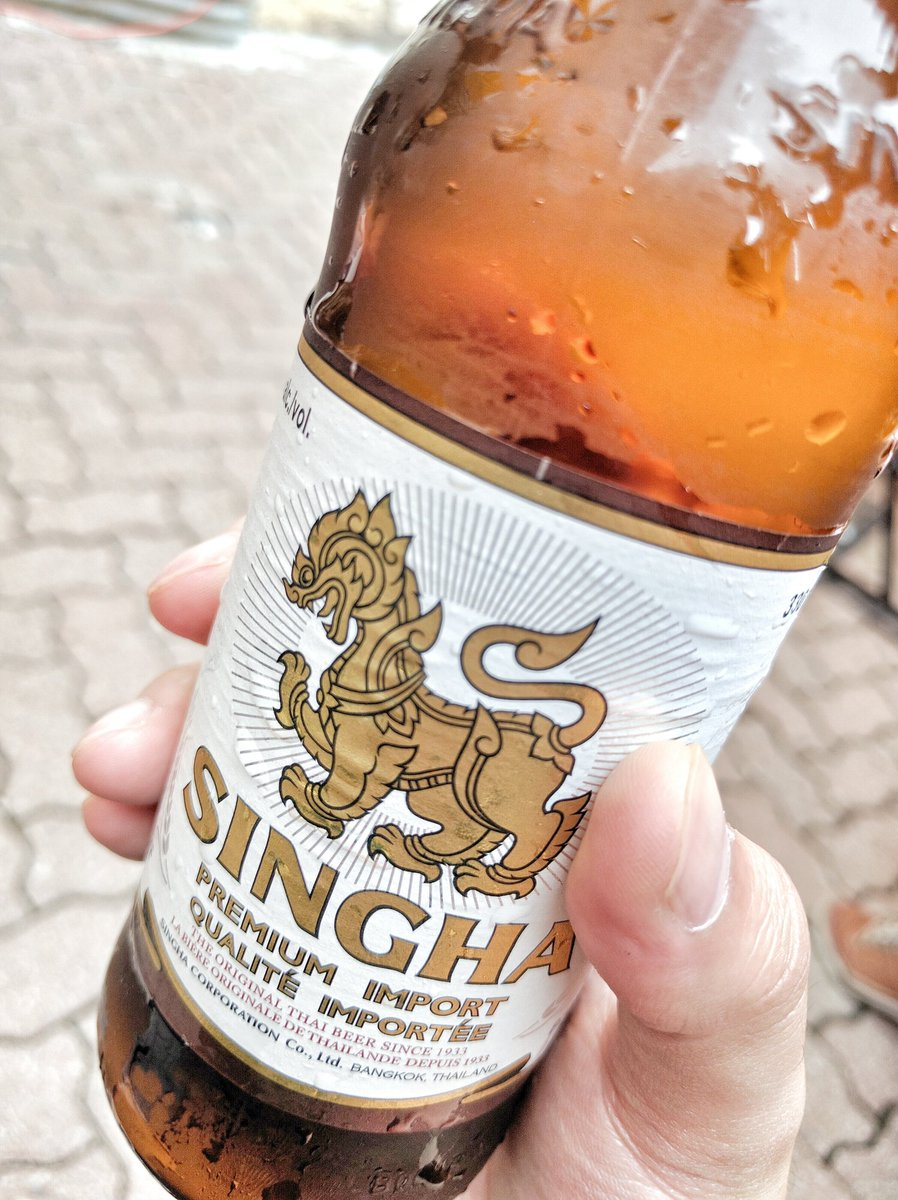 Singha Beer at Destination Thailand Media Event in Toronto, Ontario