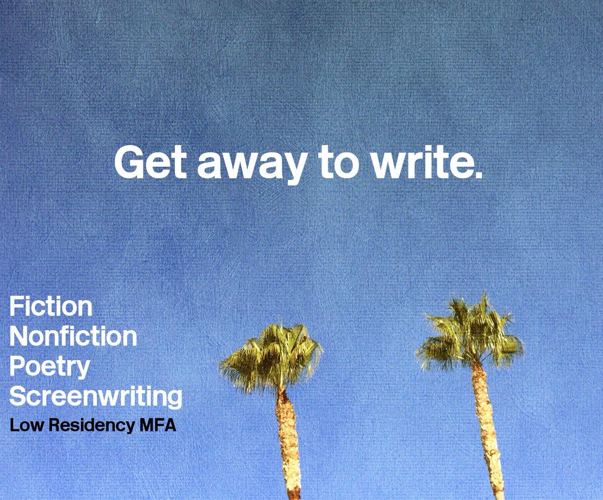 Low residency mfa creative writing screenwriting
