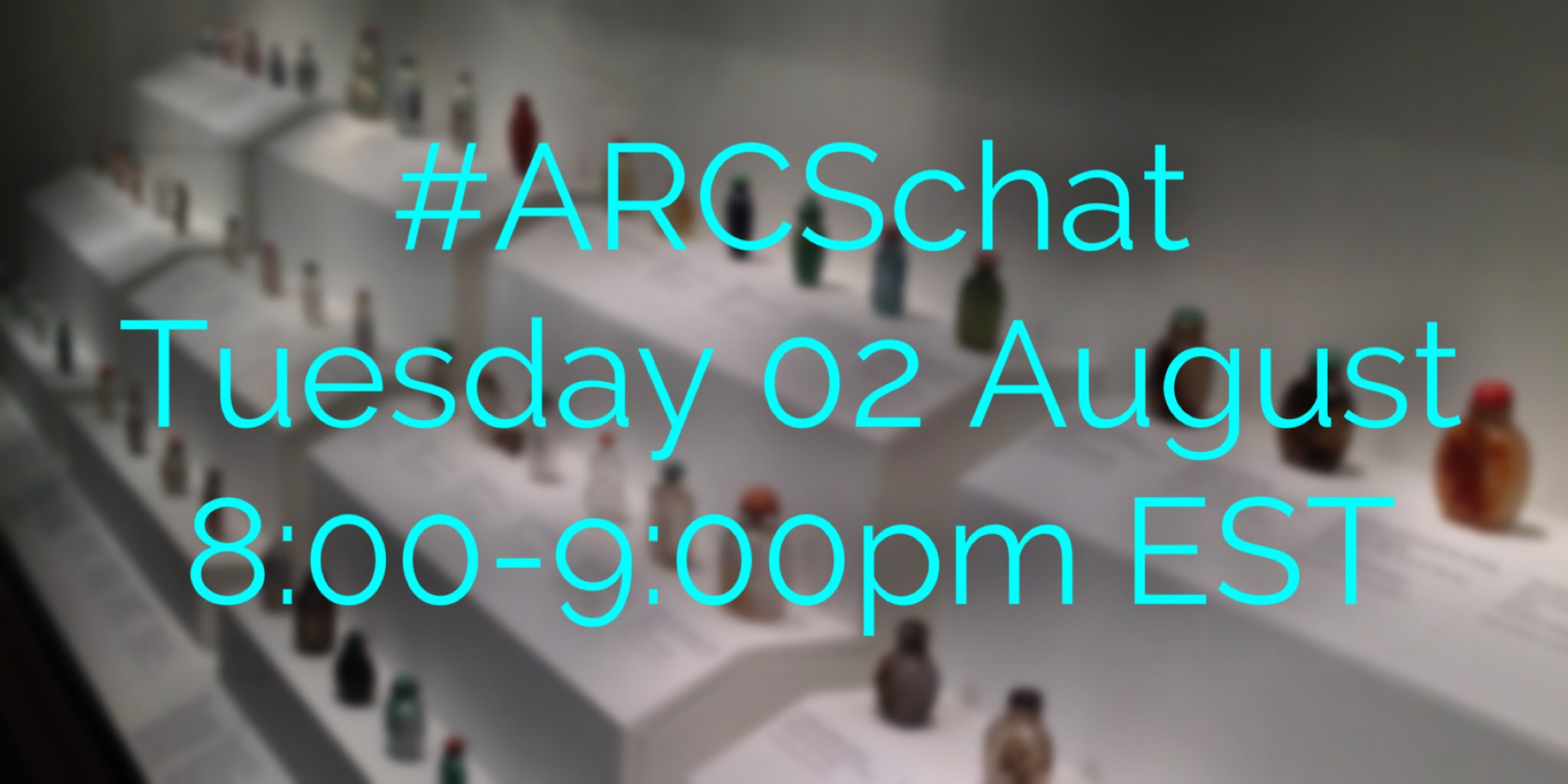 Thumbnail for #ARCSchat 02 August 2016 - Registrar/Educator collaborations
