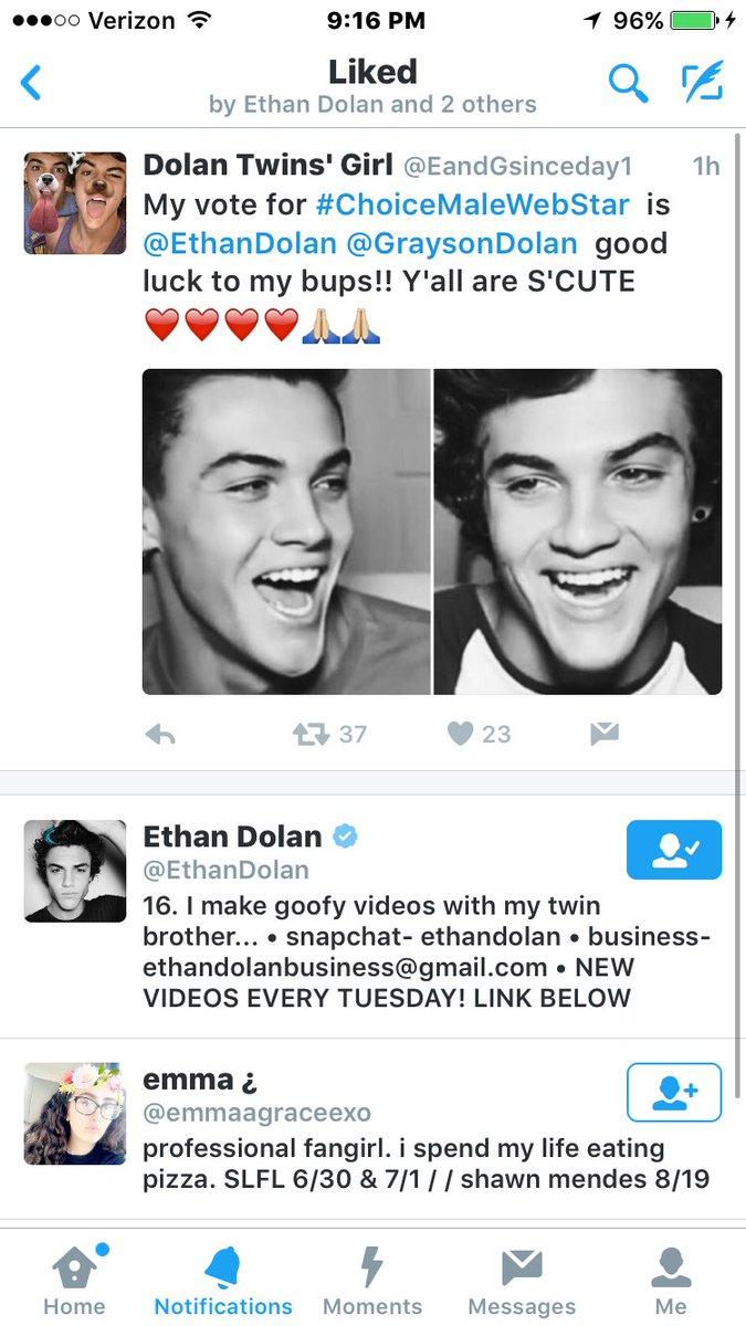 fb84df54 Dolan Twins' Girl (@EandGsinceday1) | Twitter