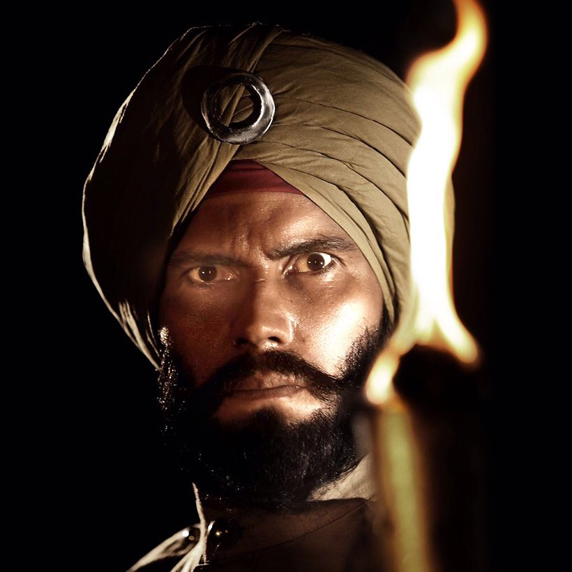 First look of Sargarhi  starring Randeep Hooda