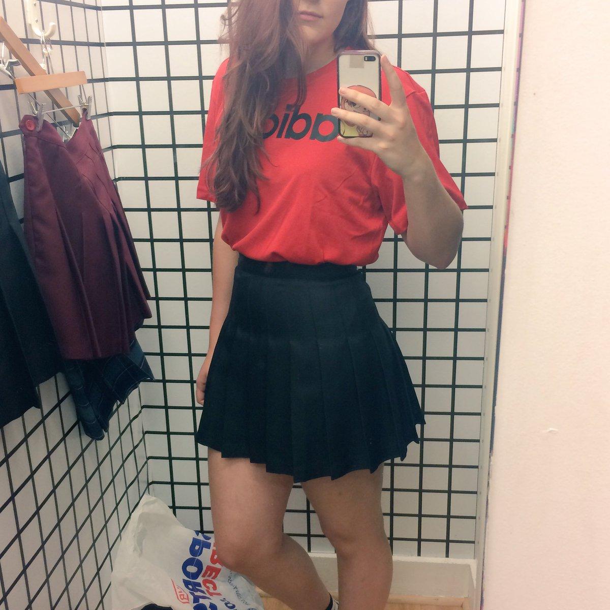 Gay skirt