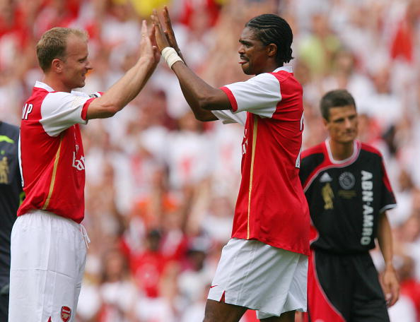 Happy birthday to an Arsenal great and the most decorated Nigerian footballer of all time, Nwankwo Kanu!