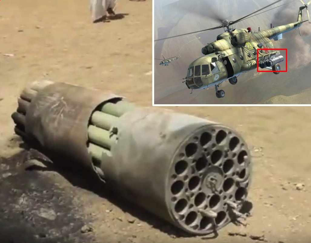 Manned Russian Helicopter Shot Down in Aleppo, 5 Dead