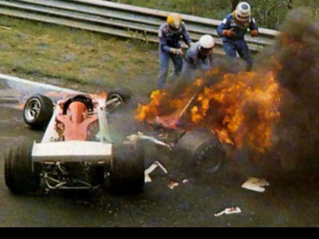 unfall niki lauda nürburgring