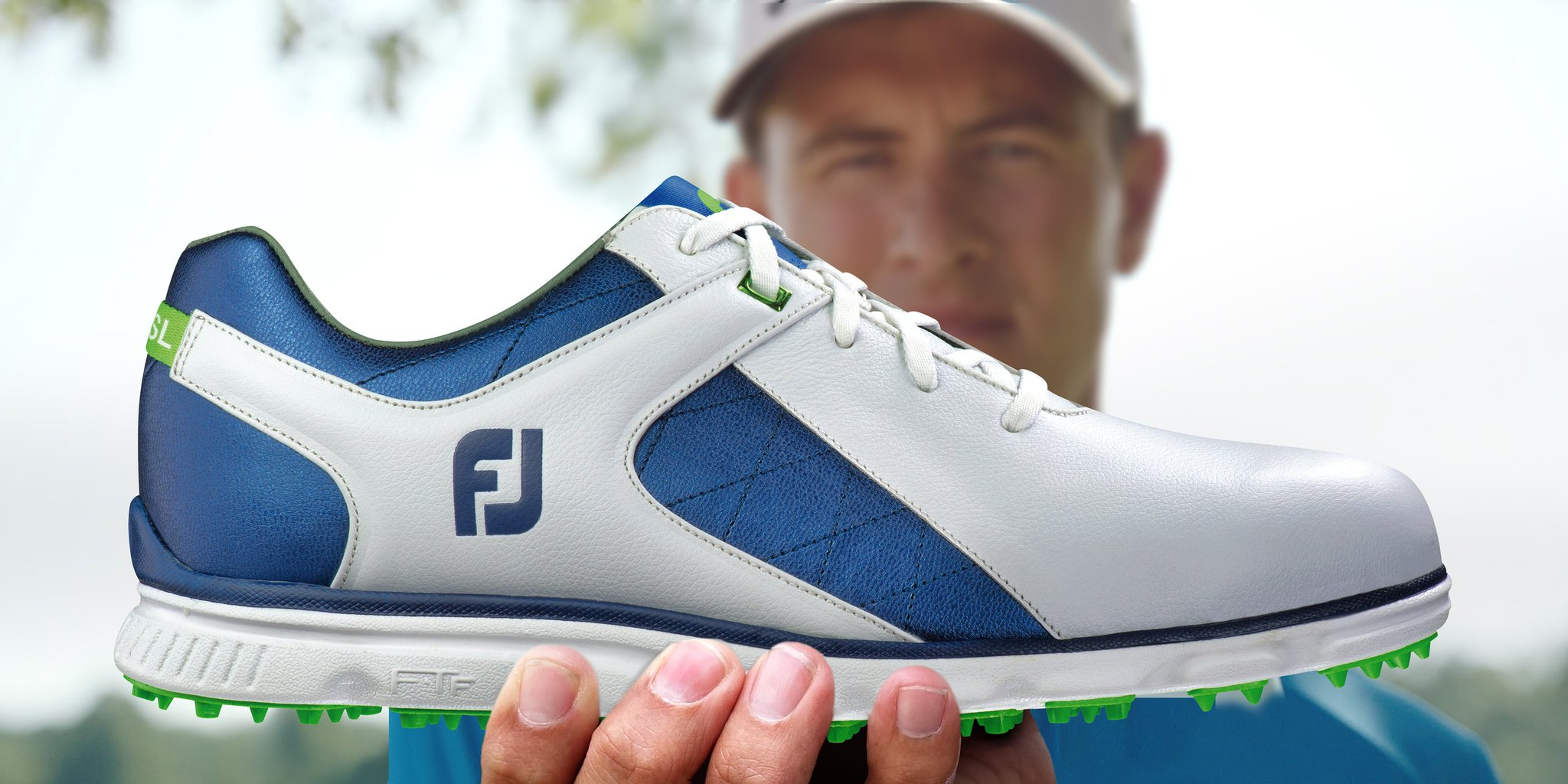 Footjoy Canada On Twitter Introducing A Spikeless Golf Shoe Pro Sl By Footjoy The Spikeless Golf Shoe The Pros Play Like This Guy