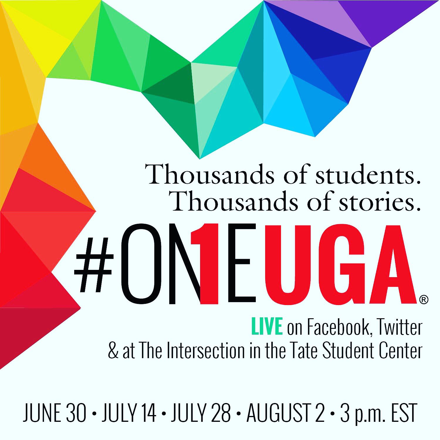 Thumbnail for #OneUGA Chat August 2, 2016