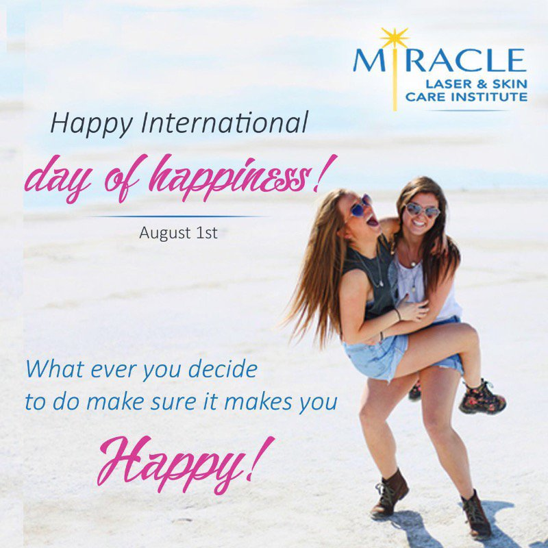 Miracle Institute On Twitter S M I L E Today We Celebrate The