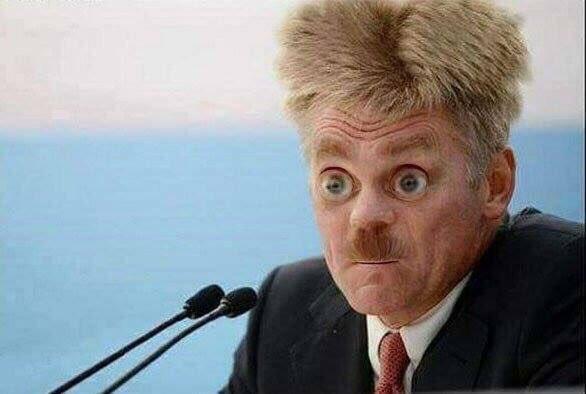 """Пєсков задоволений затриманням Саакавшілі: """"Це головний біль України"""" - Цензор.НЕТ 3310"""