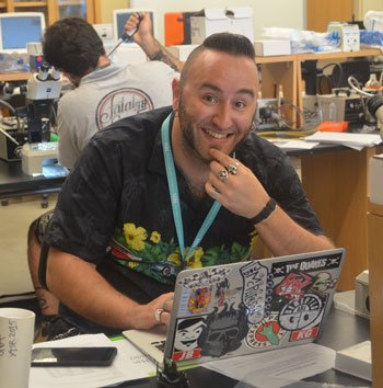 """""""Magic happens!"""" #embryo2016 students write about their experience for @the_Node https://t.co/AQubeWRKMr https://t.co/RNlMjZI0Vp"""