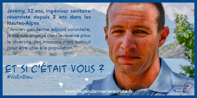 Gendarmerienationale on twitter recrutement pr prot ger for Gendarmerie interieur gouv