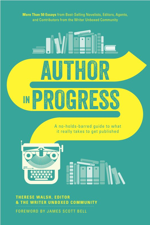 Big thanks to @jamesscottbell for writing a forward for our Writer Unboxed book, Author in Progress--out this fall. https://t.co/amb3UWUZa8