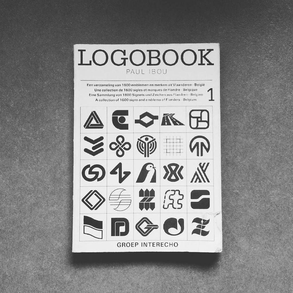 cedepe on twitter quot love this book logobook 1 paul ibou 1986 paulibou logobook logobooks