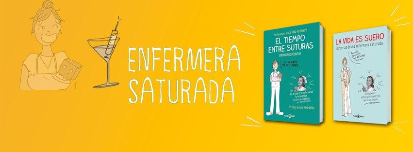 ¿Buscando libros? Si no has leído #lavidaessuero y #eltiempoentresuturas de @EnfrmraSaturada ¡corre a por ellos!