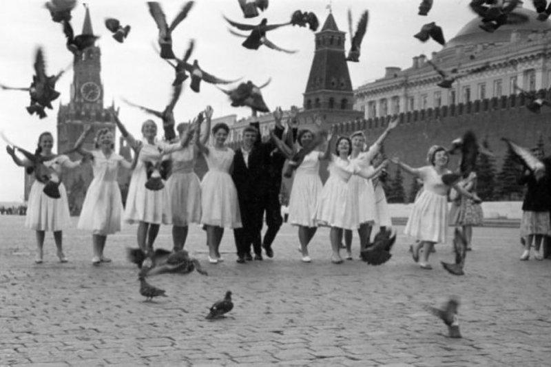 Картинки выпускного вечера перед войной, надписью-красота