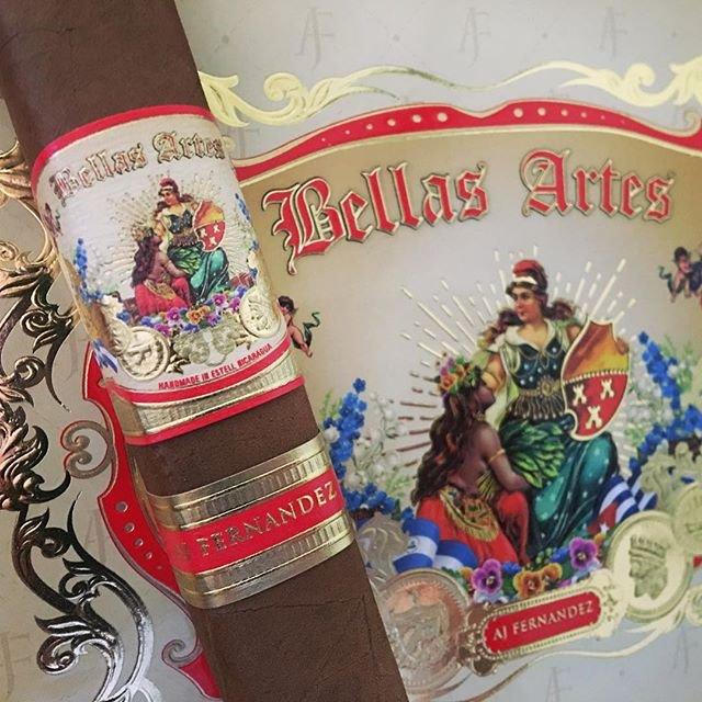 Decadence. #ajfernandezcigars #bellasartes #ajfcigars #ajfernandez #nowsmoking #cigaroftheday https://t.co/gVRX068ai0