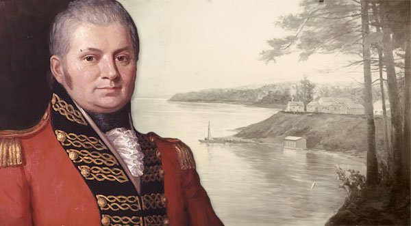 2. Meet John Graves Simcoe. Founder of Toronto. British veteran of the American Revolution. And avowed abolitionist. https://t.co/GHFYG7AvIR