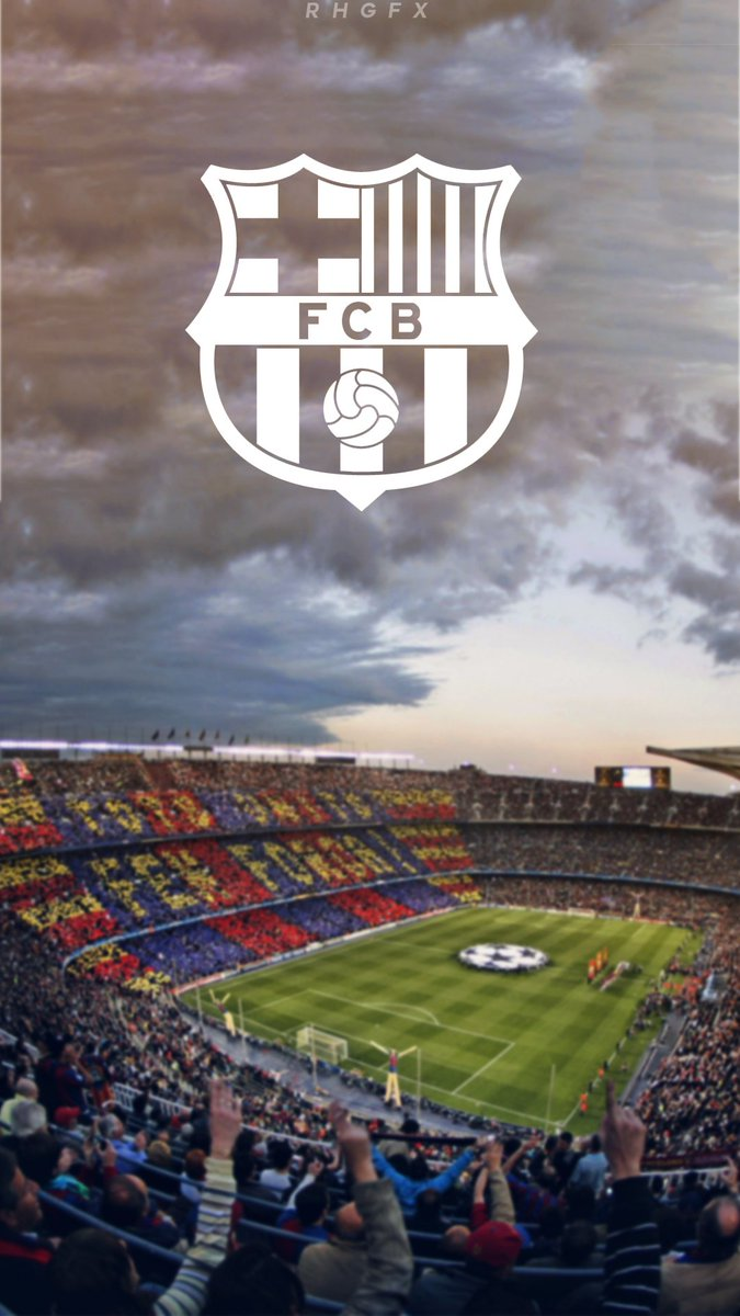 14+ Fc Barcelona Camp Nou Wallpaper