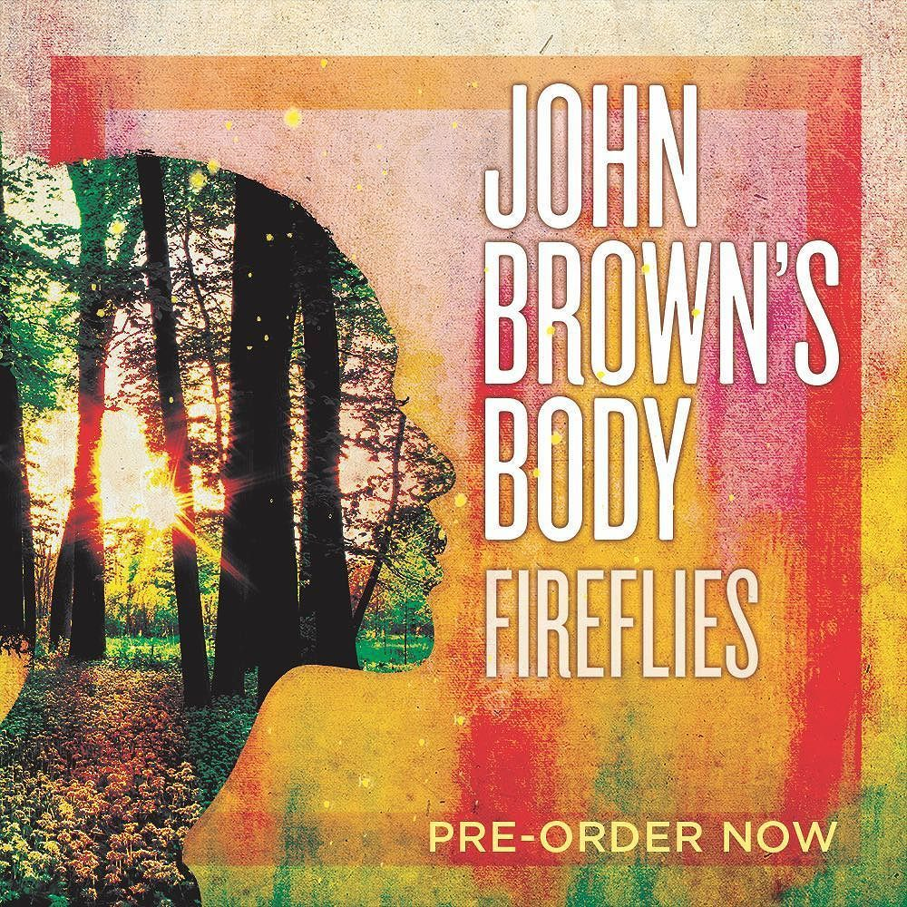 The wait is over, our new album Fireflies is now available for pre-order