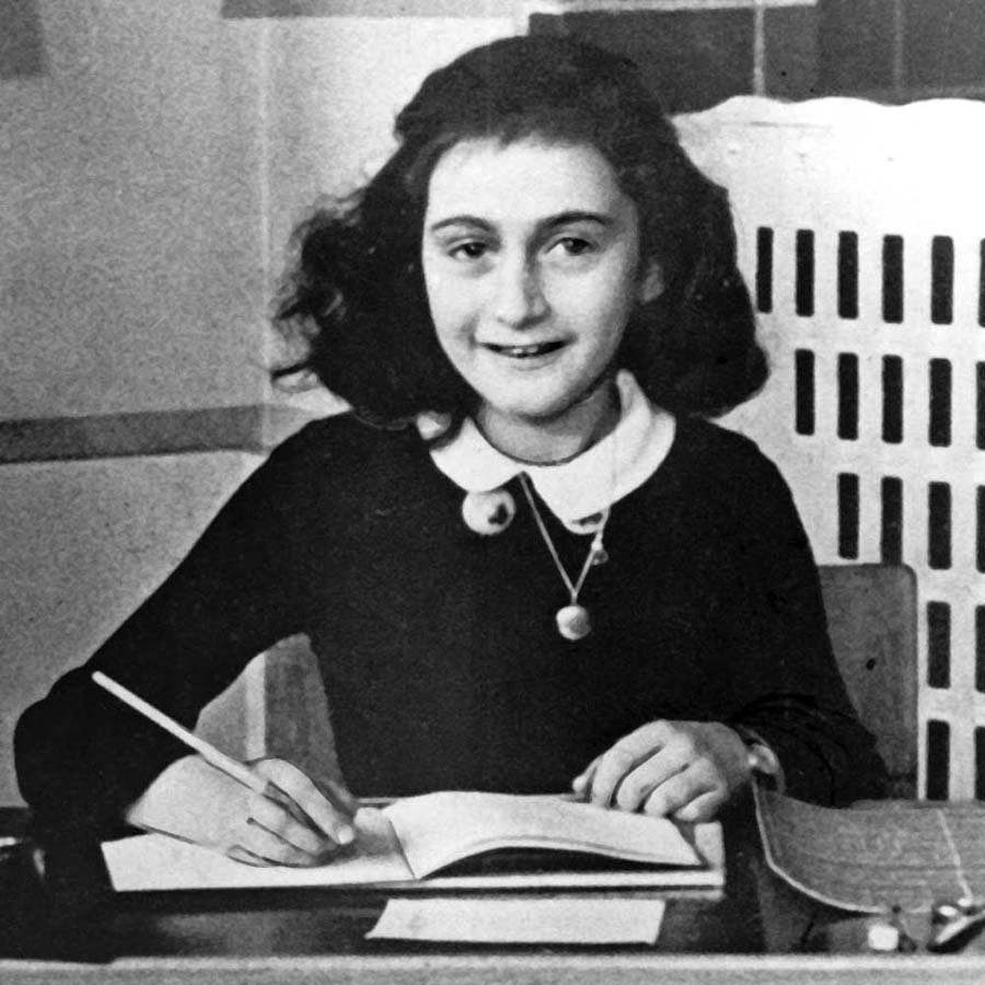 Today in 1944: Anne Frank writes her last diary entry before her family is discovered. https://t.co/mVyOAhnhrp https://t.co/PSfD4difK5