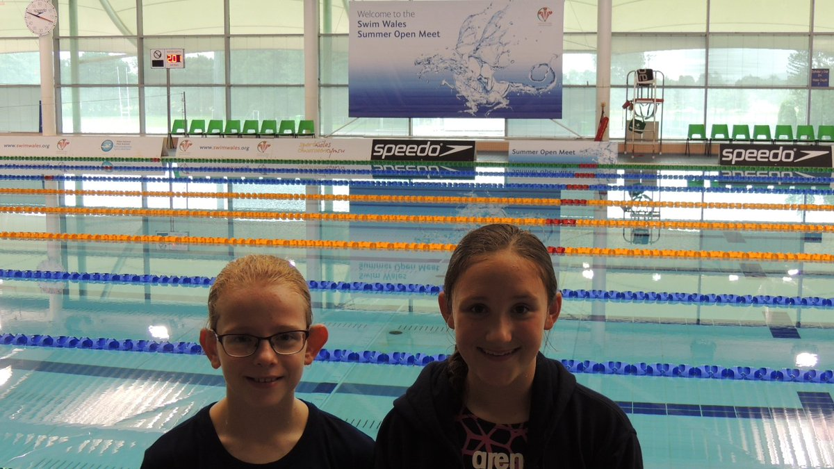 Flint Swimming Club On Twitter Great First Day At Swimwales Swso16