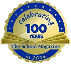 Happy 100th #Birthday to The School Magazine! https://t.co/dCfSK2YyoX
