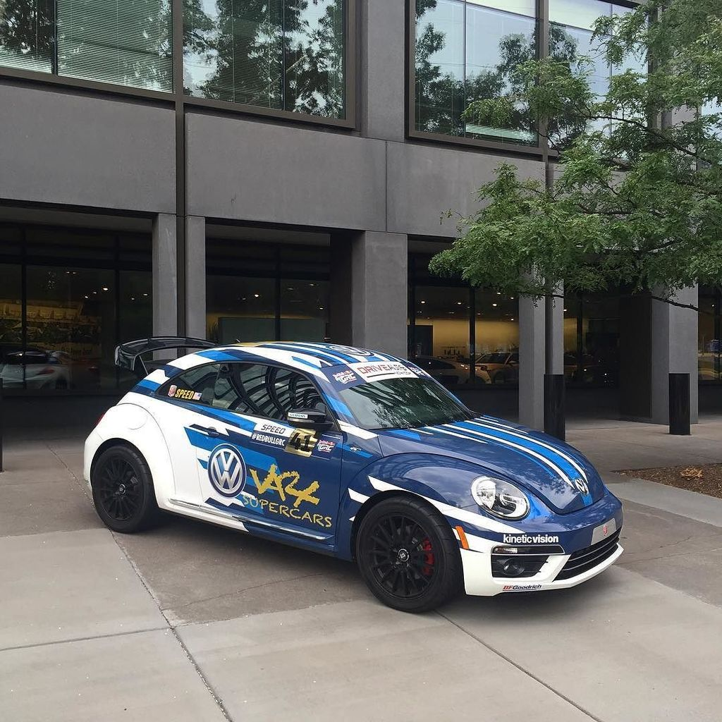 When you win @redbullgrc, you can park anywhere you want. #varx #vwlife https://t.co/a2779dv07S https://t.co/PGisy4C6fW