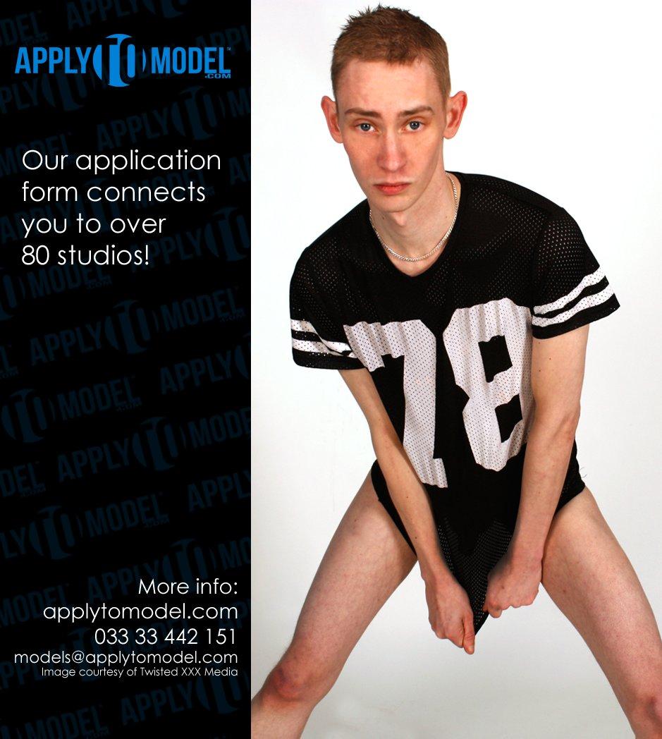 Gay porn application