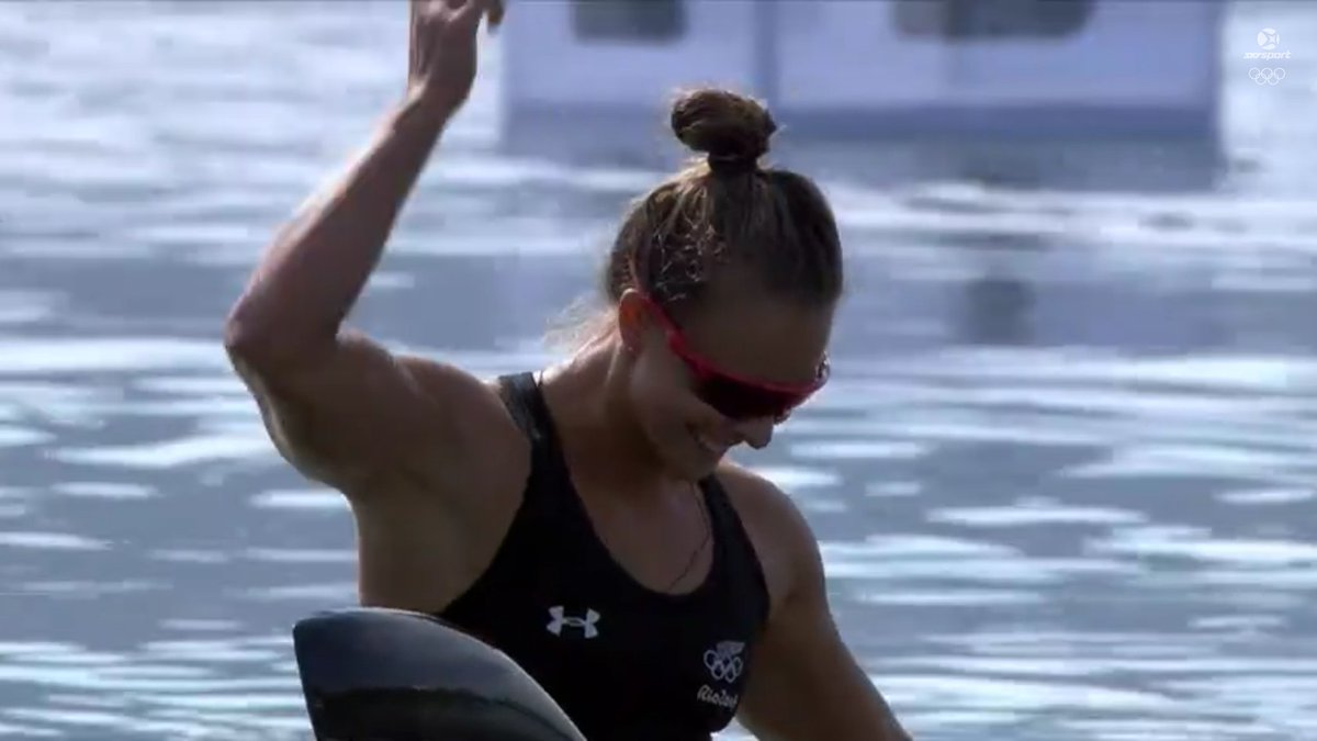 @LisaCarrington you beauty!!! ❤ #Gold for #NZL !!! https://t.co/1HrQqIcjyQ