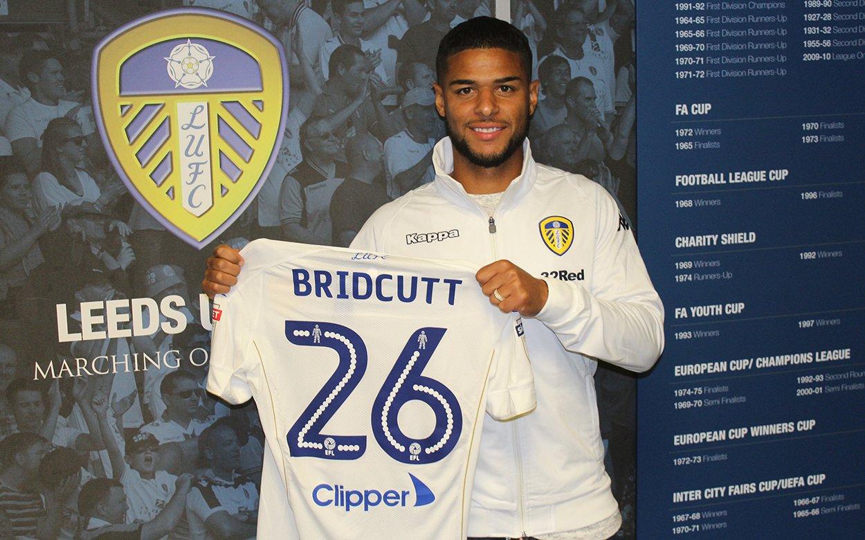 Bridcutt klar för Leeds!
