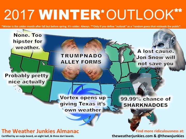 Mark tarello on twitter 2016 2017 winter outlook here for Winter 2018 predictions farmers almanac