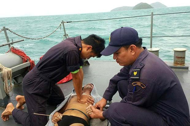 #PHUKET - Trawler sinks, 3 #Burmese crew rescued, #Thai skipper dies, 6 Burmese missing https://t.co/ipvzmvjbo1 https://t.co/p4nKkdvvhM