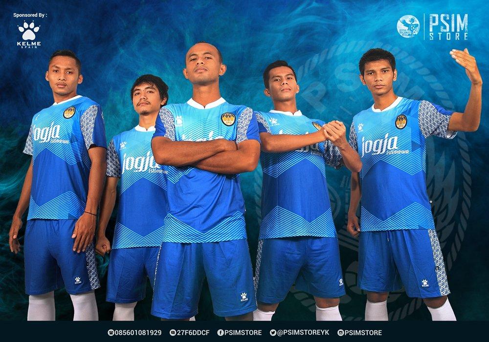 Os presentamos a #PSIM, el equipo de fútbol de Yakarta de la 1ª División de Indonesia que ya viste con garra