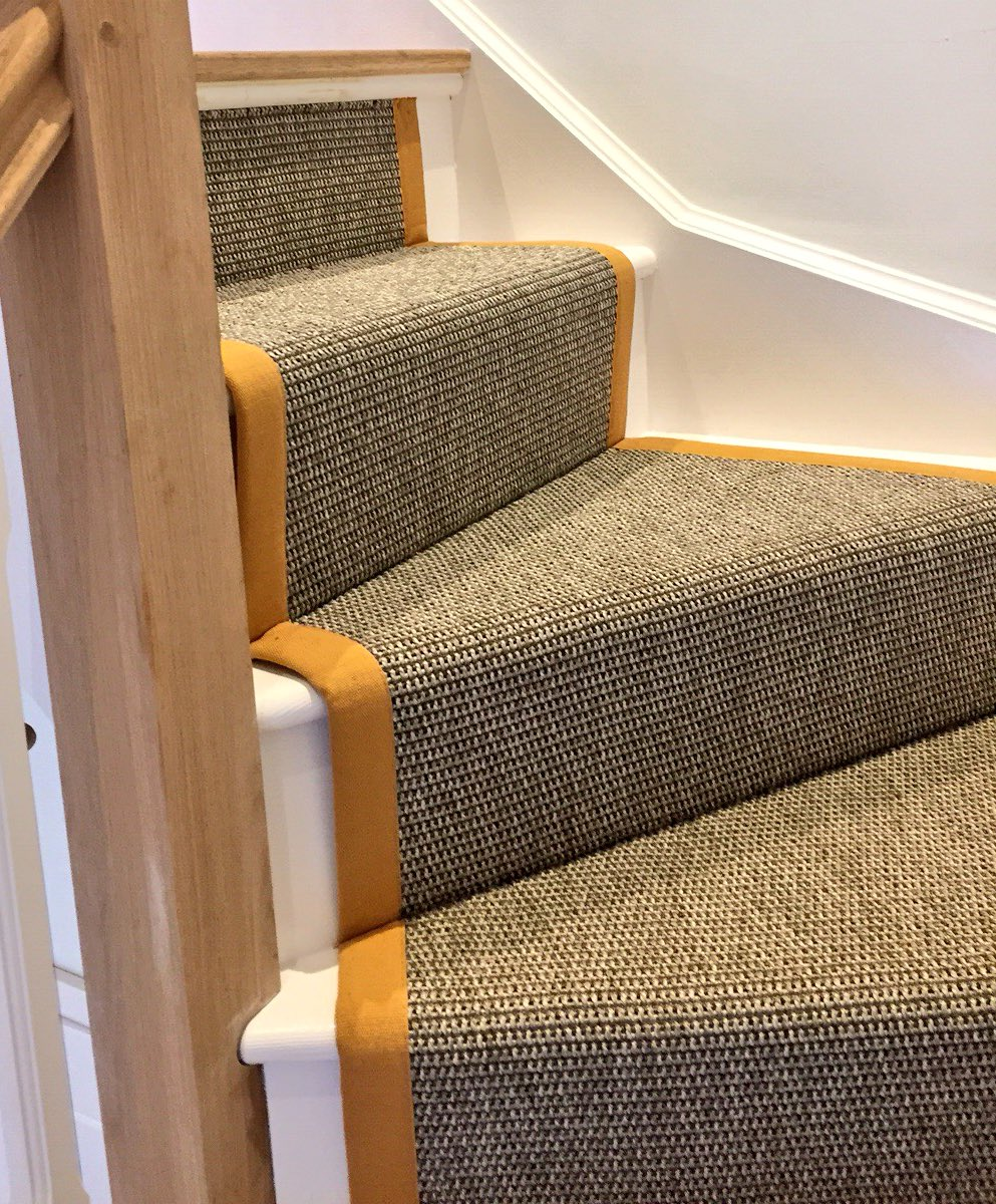 Woven woods on twitter our fantastic traditions grey for Woven carpet for stairs