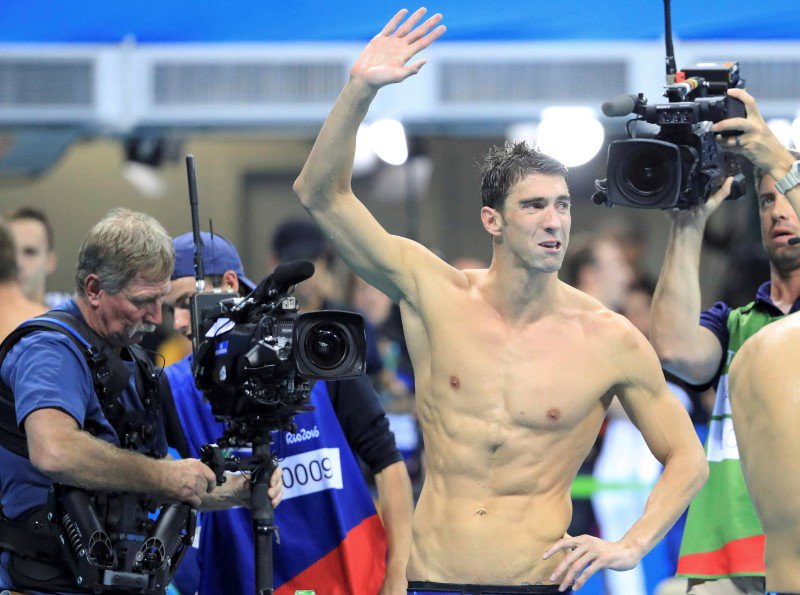 Rio 2016: Phelps wins his last gold and USA dominates swimming