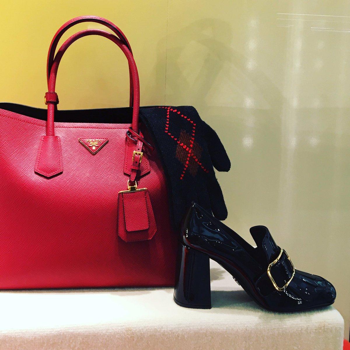 Brix And Bailey On Twitter Fabulous Handbag Shoes Fuschia Bags Style Prada Selfridges
