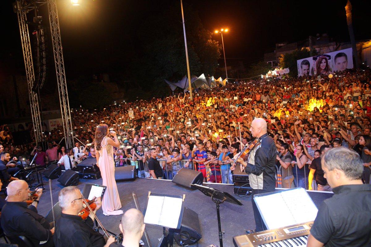#NKO About Last Night #NajwaKaram #HadatFestivals #Lebanon  https://t.co/L6PGEcTtAS