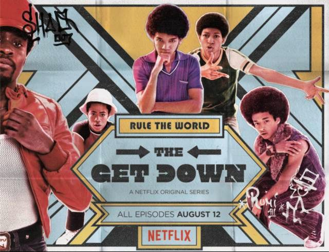 Sunday is Perfect for Netflix and Chill with THE GET DOWN  Put it on your Radar yes https://t.co/BMjCyTnOwg