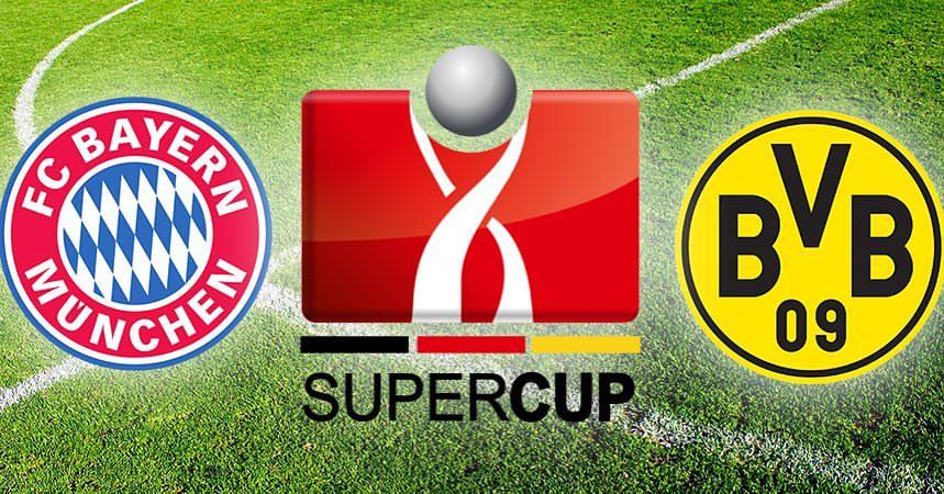 Dove vedere diretta Borussia Dortmund-Bayern Monaco streaming gratis rojadirecta