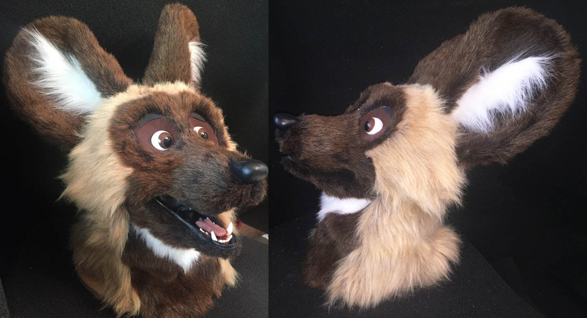 Eurofurence On Twitter Want This Gorgeous African Painted Dog
