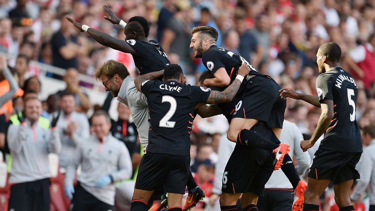 Video: Arsenal vs Liverpool