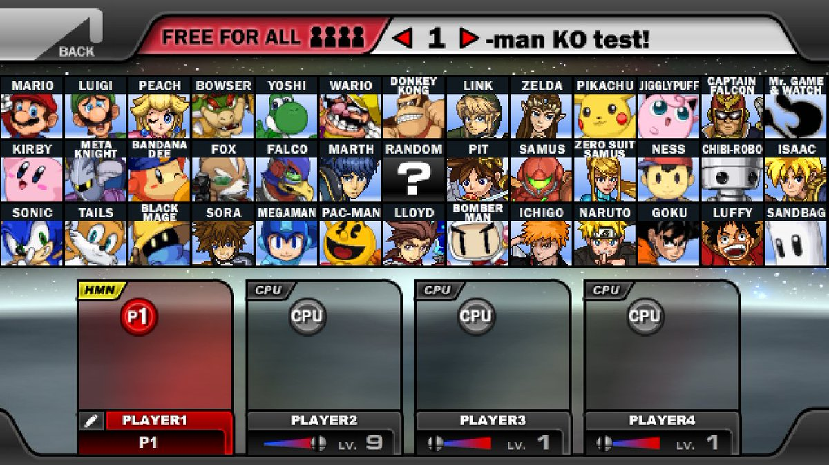 super smash flash 6