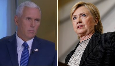 #Pence urges probe into whether #Clinton OK'd favors to foundation donors | #FoxNewsSunday https://t.co/UBIEhG0ryl