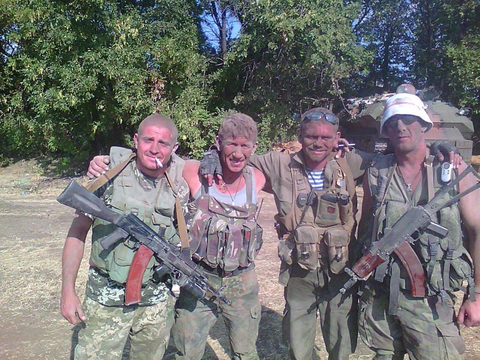 Мемориал добровольцу Владимиру Бражнику, погибшему при выходе из Иловайского котла, открыт в Донецкой области - Цензор.НЕТ 5148